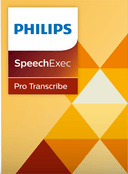 PHILIPS Speech Exec Pro Transcribe LFH 4500
