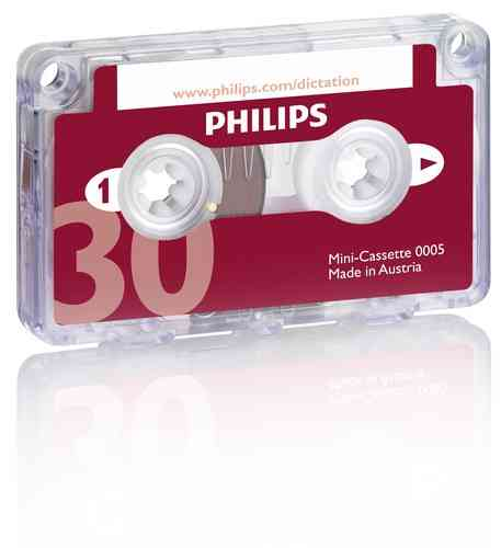 PHILIPS Mini Kassette 0005