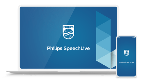Philips SpeechLive kleines Business Paket