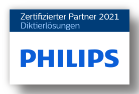 philips-dictation_certified-partner_label_2021_rgb_de_Schatten